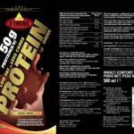 Protein drink cokolada