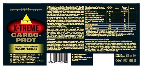 X-TREME CARBO PROT Banana 500ml glass bottle-page-001